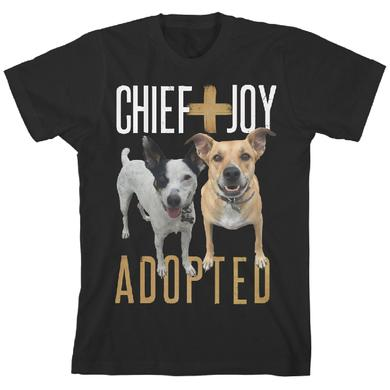 Dan + Shay Chief and Joy Adopted T-Shirt