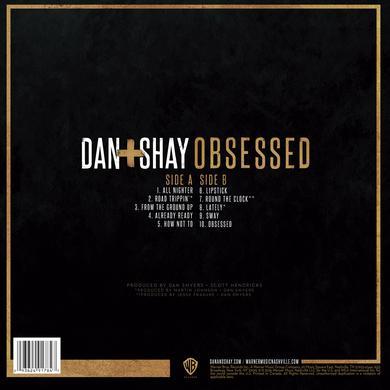 Dan + Shay Obsessed Vinyl
