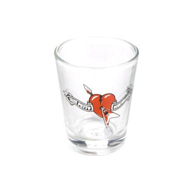 Tom Petty and The Heartbreakers Shot Glass