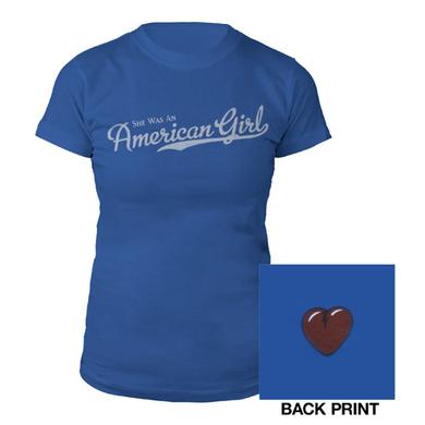 Tom Petty and the Heartbreakers American Girl Babydoll T-Shirt