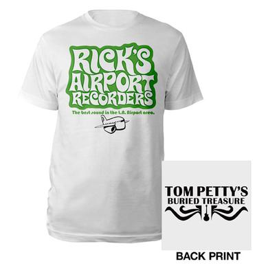 Tom Petty and the Heartbreakers Rick's Airport Recorders T-Shirt