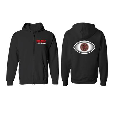 Tom Petty and the Heartbreakers Black Eye Unisex Hoodie