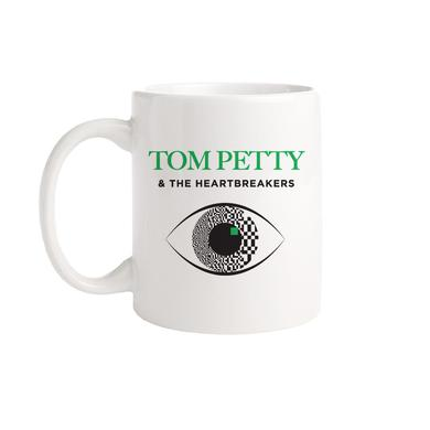Tom Petty and the Heartbreakers White Mug Eye Logo