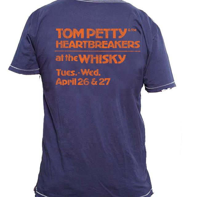 Tom Petty and the Heartbreakers At The Whiskey Mens Tee