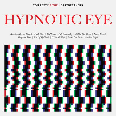 Tom Petty and the Heartbreakers Limited Edition Hypnotic Eye 180 gram 2-LP Vinyl