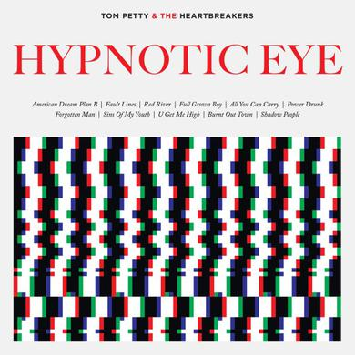 Tom Petty and the Heartbreakers Hypnotic Eye Blu-Ray Audio