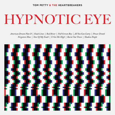 Tom Petty and the Heartbreakers Hypnotic Eye Standard Vinyl