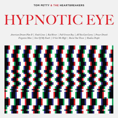 Tom Petty and the Heartbreakers Hypnotic Eye Vinyl