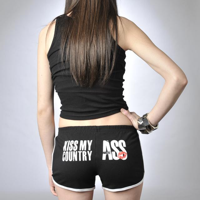 Kiss My Country Ass Shorts