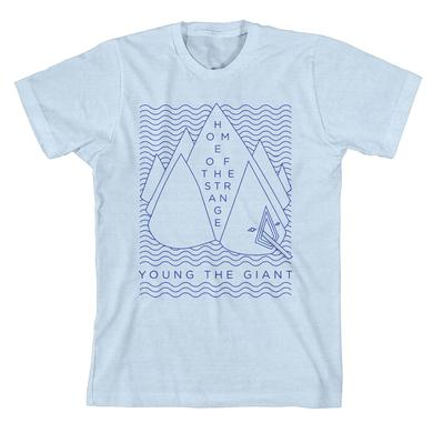 Young The Giant Squiggle Island (Blue)