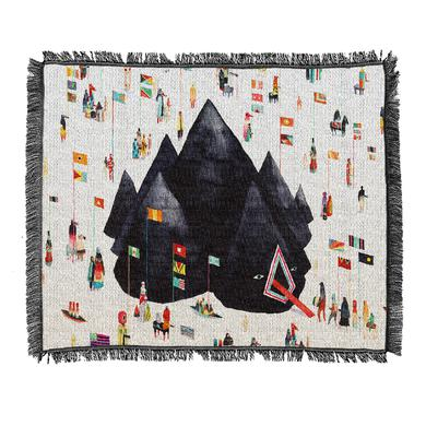 Young The Giant Home of the Strange Woven Blanket