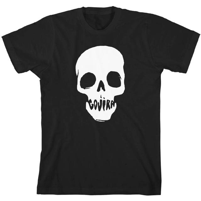 Gojira Mouth Skull T-Shirt