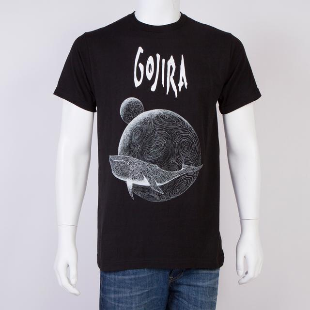 Gojira From Mars to Sirius 10th Anniversary T-Shirt