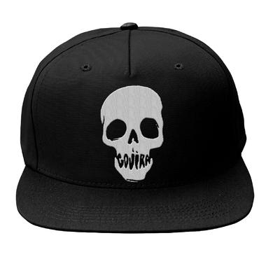 Gojira Mouth Skull Hat