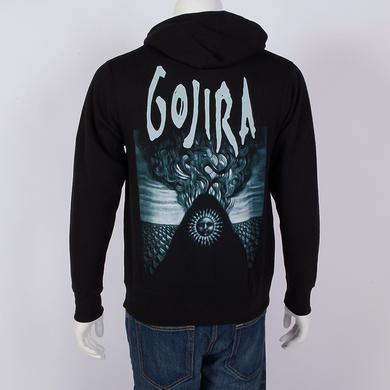 Gojira Magma Zip Hoodie