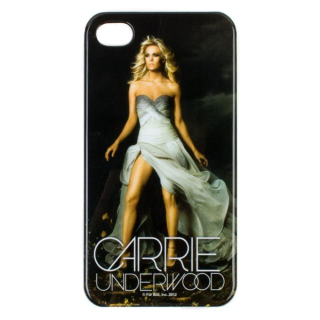 Carrie Underwood Blown Away Album Cover iPhone Case
