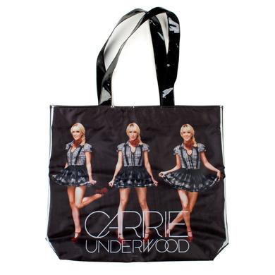 Carrie Underwood Tote Bag