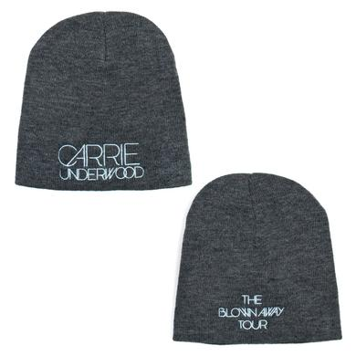 Carrie Underwood The Blown Away Tour Beanie