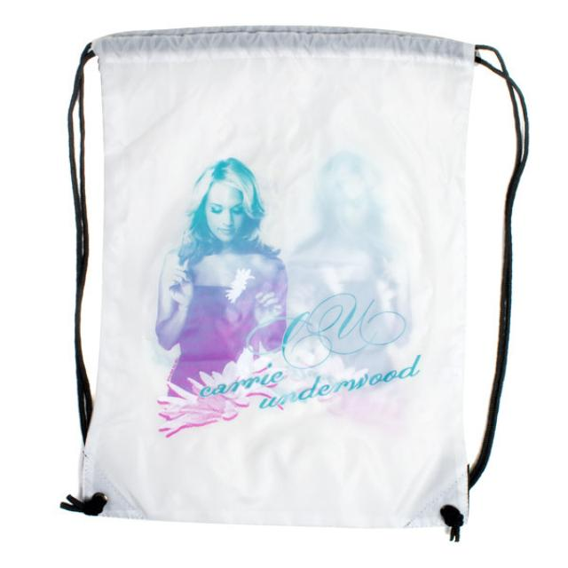 Carrie Underwood Cinch Bag