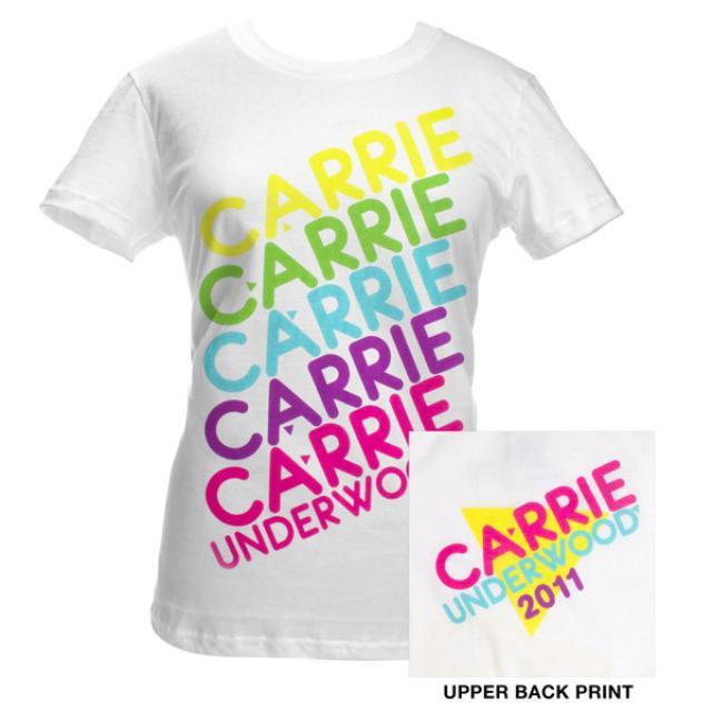 Carrie Underwood Logo Babydoll