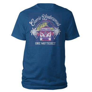 Carrie Underwood One Way Ticket Tee