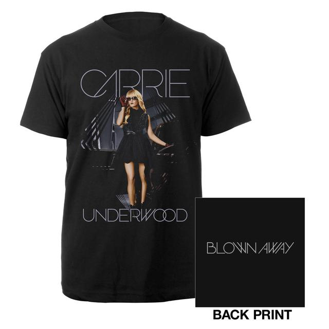 Carrie Underwood Blown Away T Shirt
