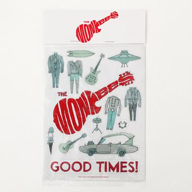 The Monkees Good Times! Sticker