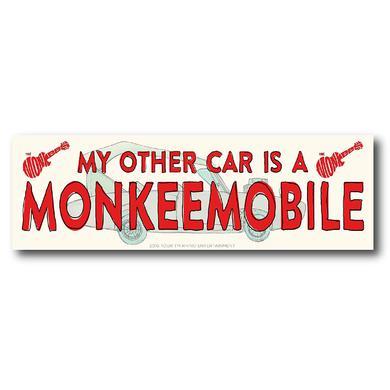 The Monkees Monkeemobile Bumper Sticker