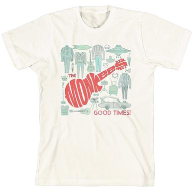 The Monkees Good Times! Cover T-shirt