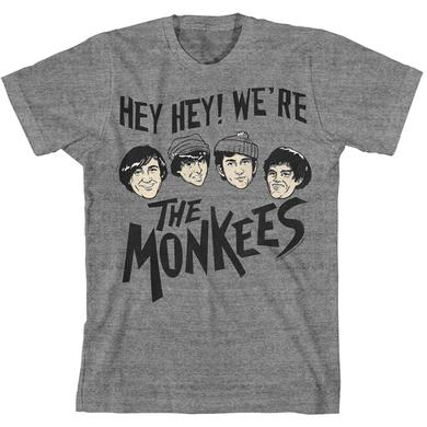 The Monkees Hey Hey T-Shirt