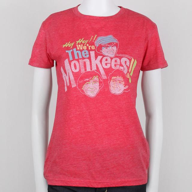 The Monkees Hey Hey 2011 Tour T-Shirt