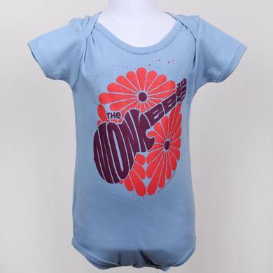 Monkees 2011 Tour Flower Baby Onesie