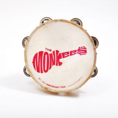 The Monkees 45th Anniversary Tambourine Natural