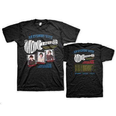 The Monkees Main Event T-shirt