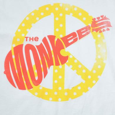 THE MONKEES PEACE SIGN SHIRT
