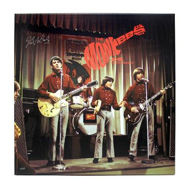 The Monkees 40th Anniversary Giclee Signed by Micky Dolenz