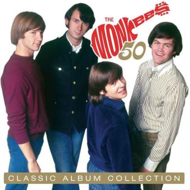 The Monkees Complete Album Collection (10CD Boxset)(Start Your Ear Off Right Exclusive)
