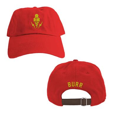 Gucci Mane Ice Cream Dad Hat (Red Edition)