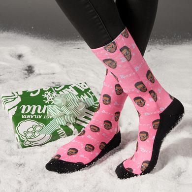 Gucci Mane Shades Socks