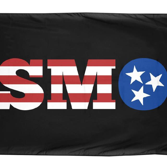 Big Smo Stars and Smo Flag