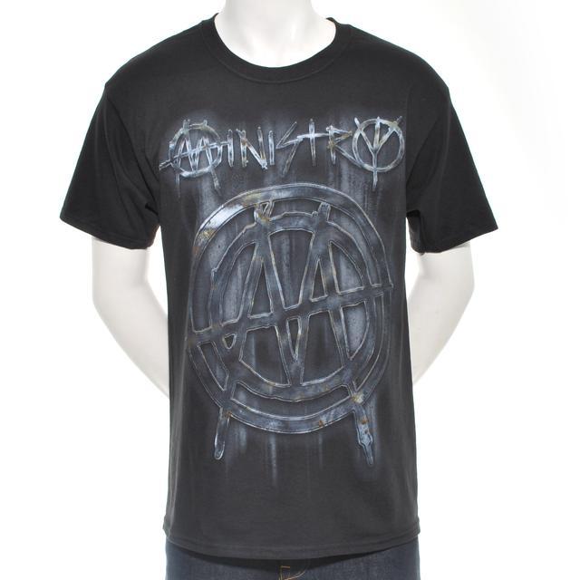 Ministry Cut Metal T-Shirt