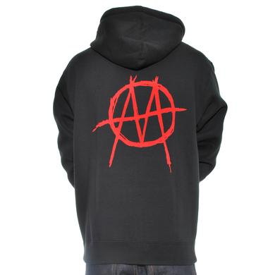 Ministry Big Anarchy Zip hoodie