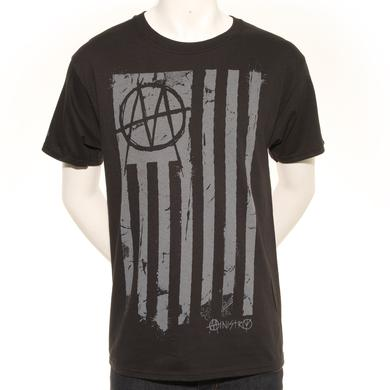Ministry Anarchy and Stripes Unisex T-Shirt