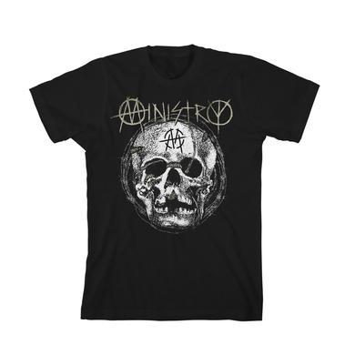 Ministry Maggot Skull