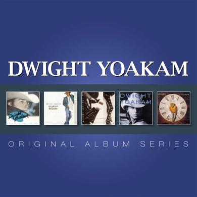 Dwight Yoakam Original Album Series CD Set