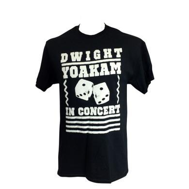 Dwight Yoakam Black Dice Live T-Shirt