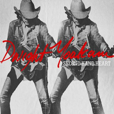 Dwight Yoakam Second Hand Heart Vinyl