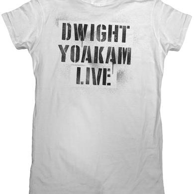 Dwight Yoakam Womens Established Hat T-Shirt
