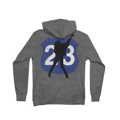 Dwight Yoakam DY 23 Zip Hoodie