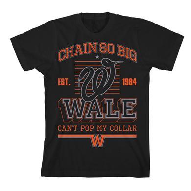 Wale Chain Striper Slim T-Shirt